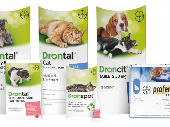 Vetoquinol acquires Profender and Drontal