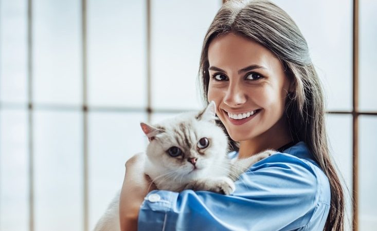New nurses welcomed to the veterinary family